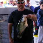 2016 Crappiefest Lake Fork Results