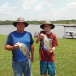 2016 Cooper Lake Results