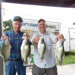 2017_03 Lake Belton Results