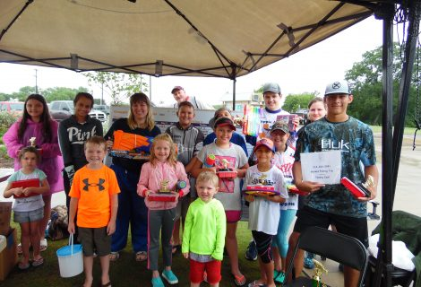 2017 June Junior Angler Tournament