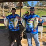 2019_03 March_Lake Millwood Results