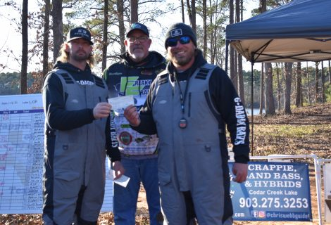 2021_1 Lake O Pines Qualifier Results