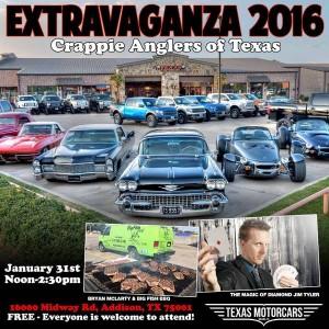 2016 CAT Extravaganzar